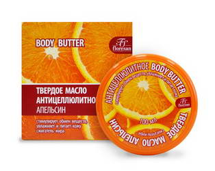 Твердое масло «Апельсин» антицеллюлитное, 100мл Формула 99